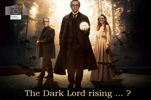 The Dark EU Lord